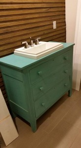 Furniture - Custom Vanity