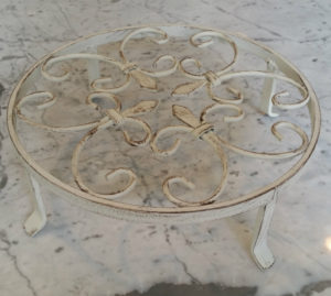 Iron Cake Stand Cropped