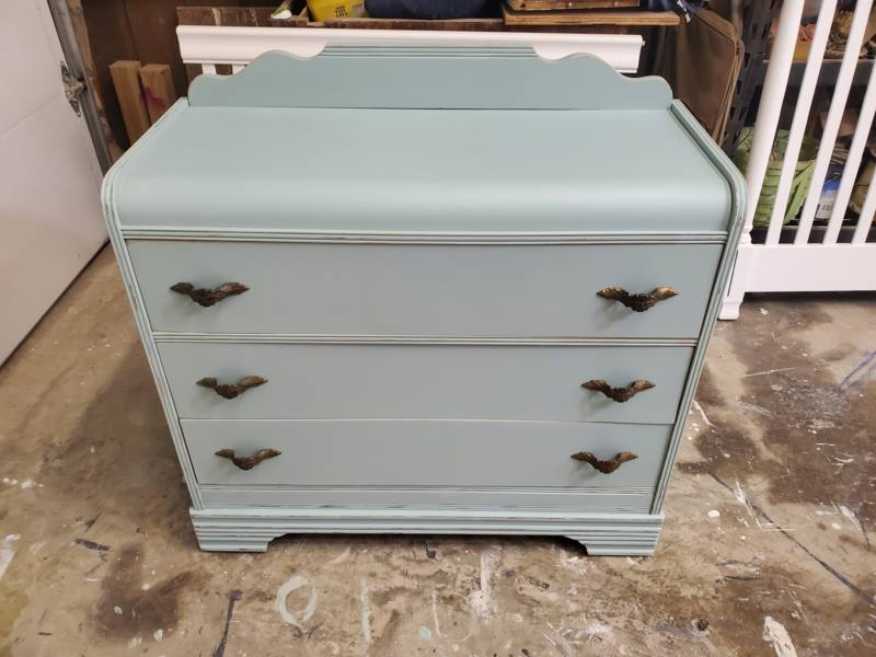 Dresser - Fusion Classic French Egg Shell